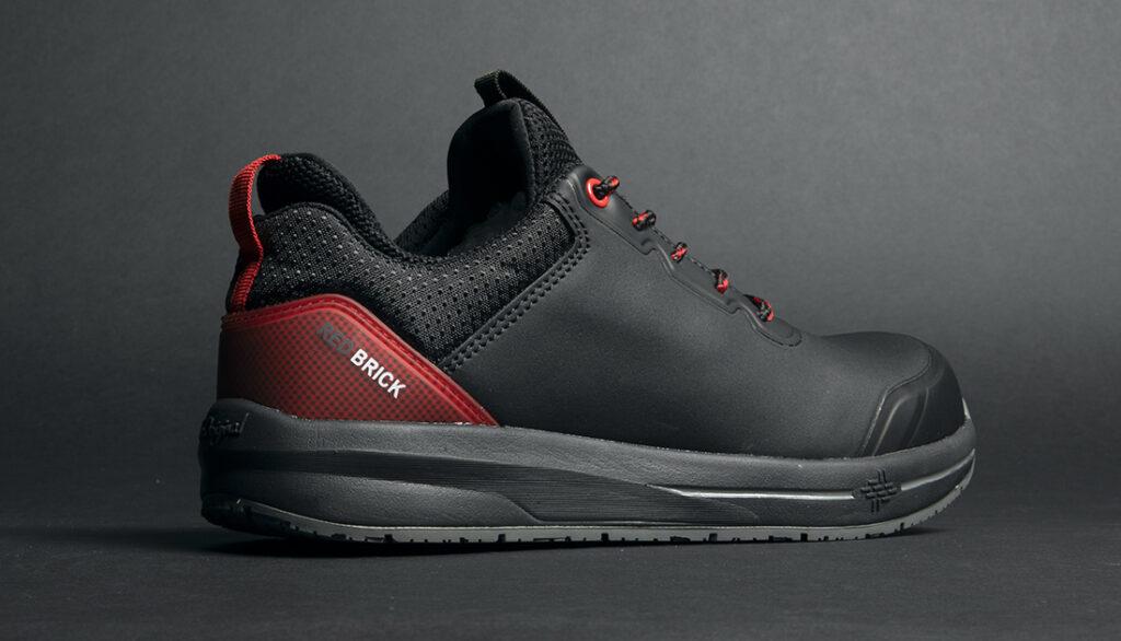 Sportieve safety sneakers voor fitte voeten